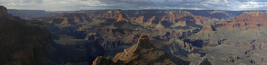 Grand Canyon Photograph by Gary Lobdell