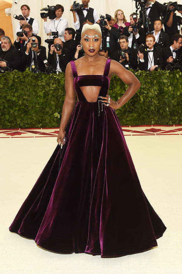 Heavenly Bodies: Fashion & The Catholic Imagination Costume Institute Gala - Arrivals Photograph by Jamie McCarthy