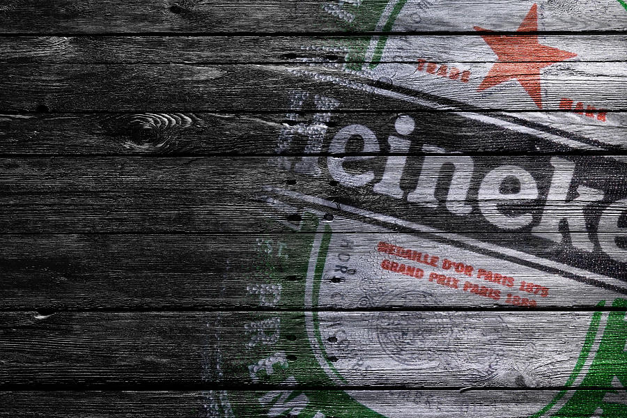Heineken Photograph - Heineken by Joe Hamilton
