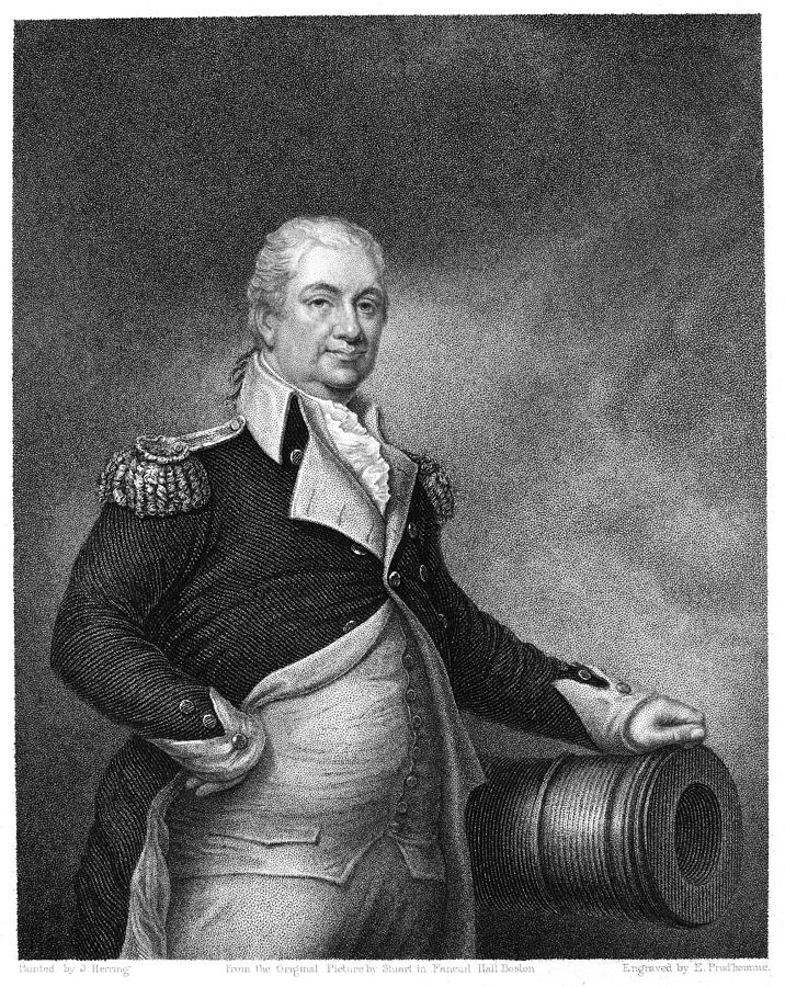 18th Century Photograph - Henry Knox (1750-1806) by Granger