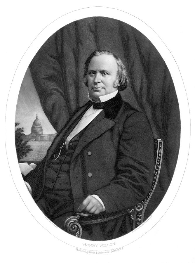 19th Century Painting - Henry Wilson (1812-1875) by Granger