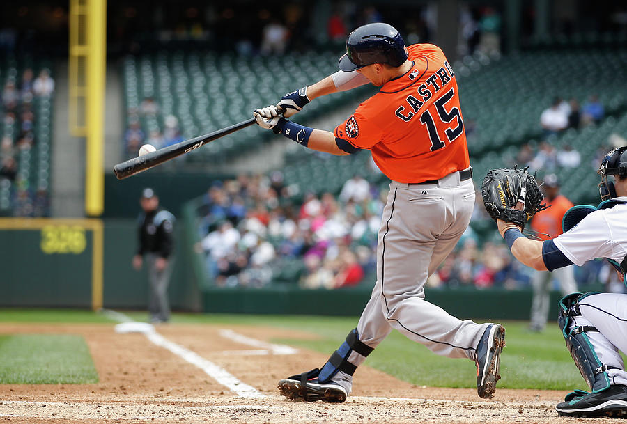 Houston Astros V Seattle Mariners 3 Photograph by Otto Greule Jr