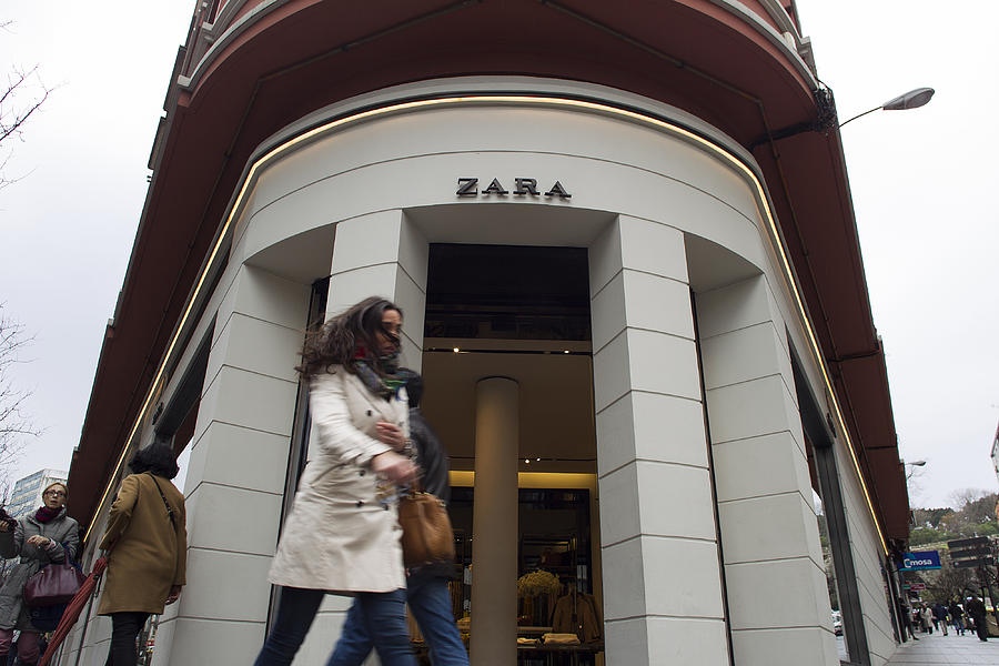 Inditex SA Headquarters And First Zara Fashion Store Photograph by Bloomberg