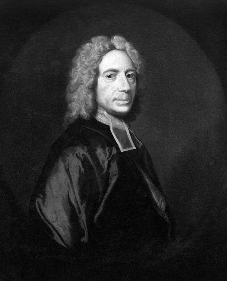 18th Century Painting - Isaac Watts (1674-1748) by Granger