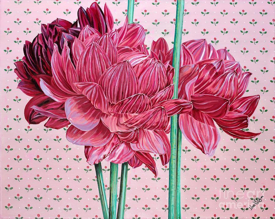 JAN Painting by John Wilson