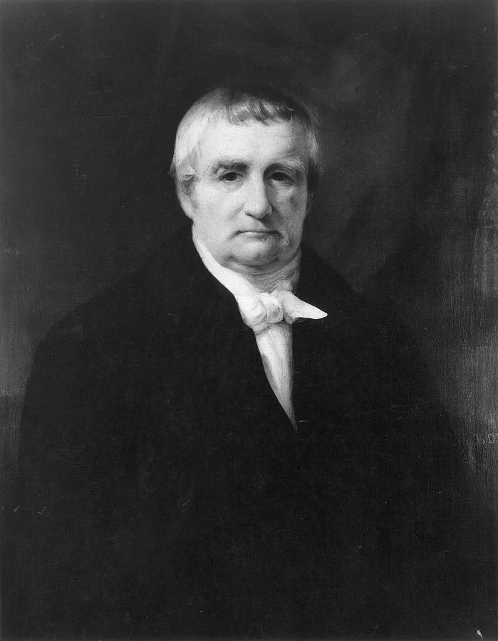 1836 Painting - John Jacob Astor (1763-1848) by Granger