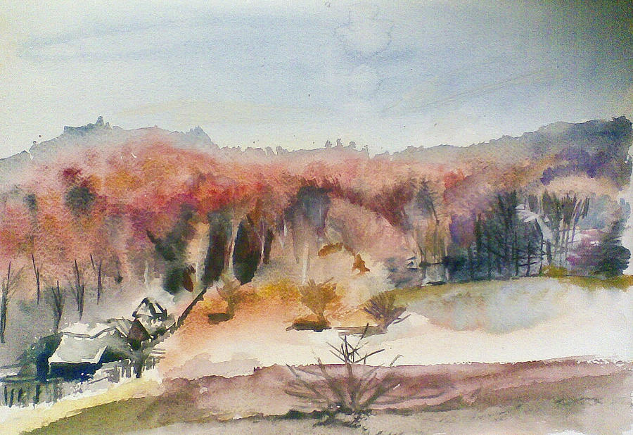 Late Fall Pastel by Vaidos Mihai