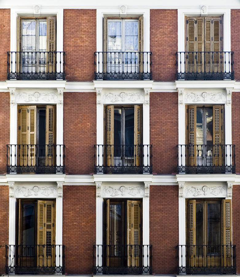 Madrid Photograph - Madrid by Frank Tschakert