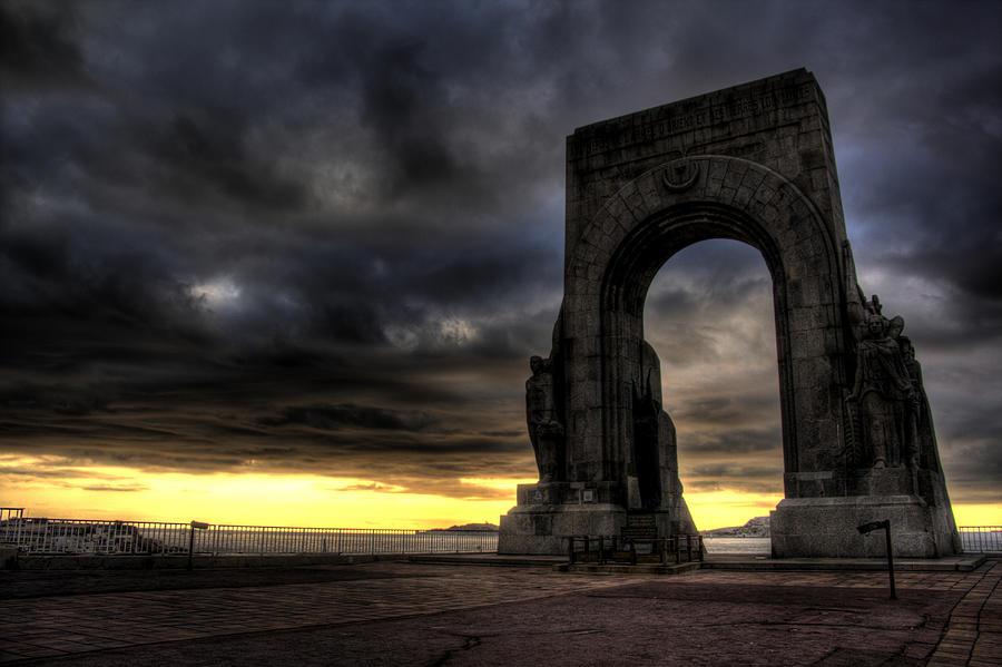 France Photograph - Marseille by Karim SAARI