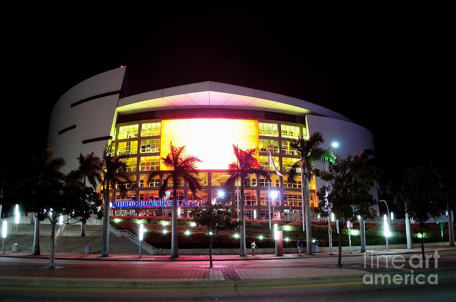Miami Photograph - Miami Heat  by Andres LaBrada