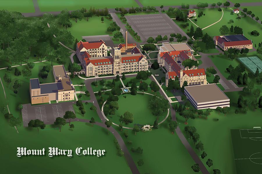 Mount Mary University >> Mount Mary College