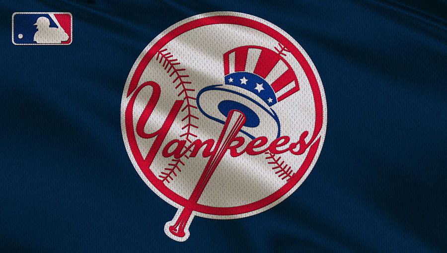 Yankees Photograph - New York Yankees Uniform by Joe Hamilton
