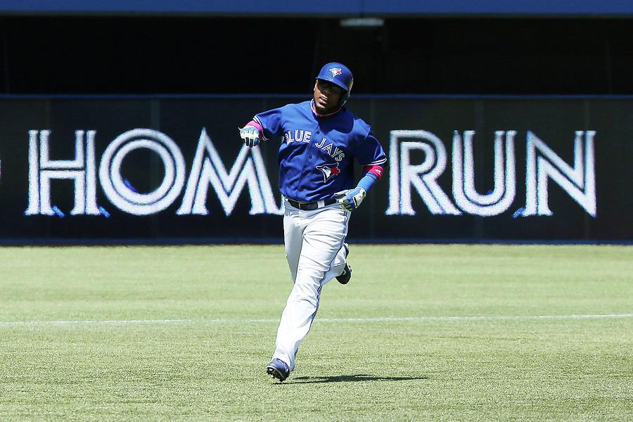 Oakland Athletics V Toronto Blue Jays Photograph by Tom Szczerbowski