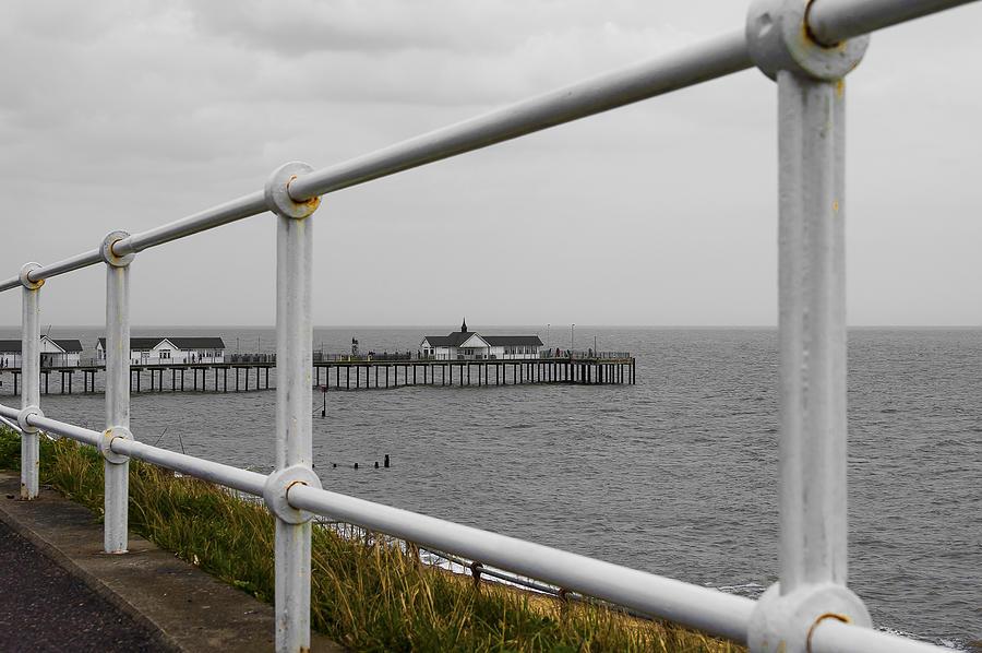 Activity Photograph - Pier by Svetlana Sewell