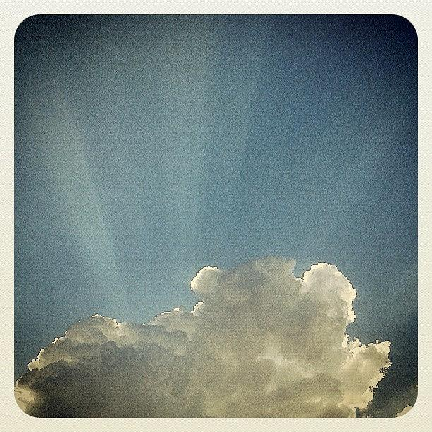 Beautiful Photograph - Sky by Raimond Klavins
