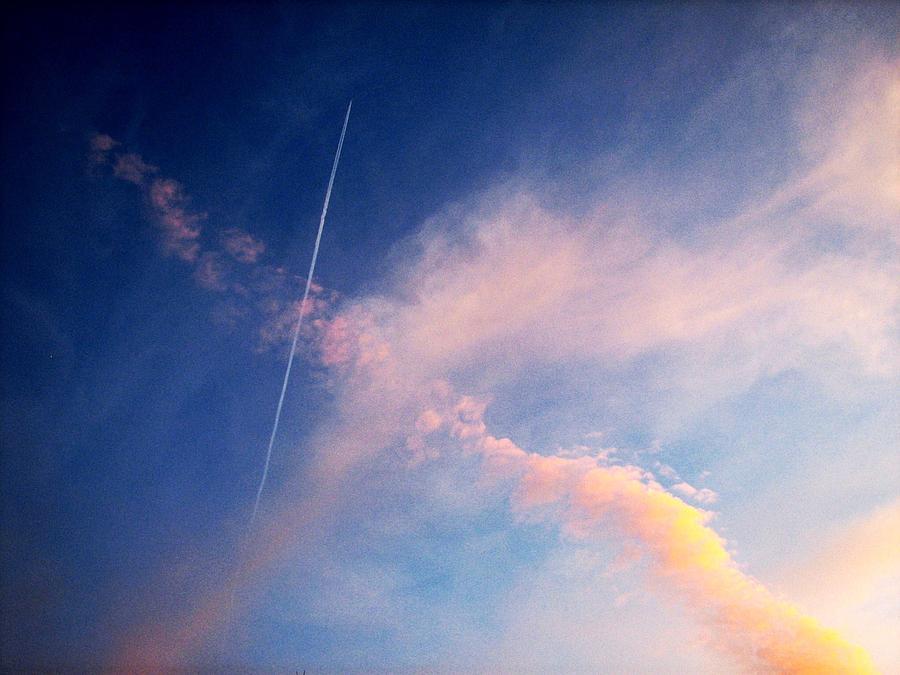 Jet Photograph - Soar by Chris Dunn