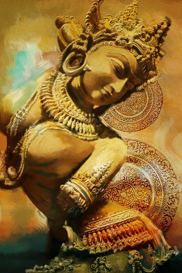 South Asian Art Painting by Corporate Art Task Force