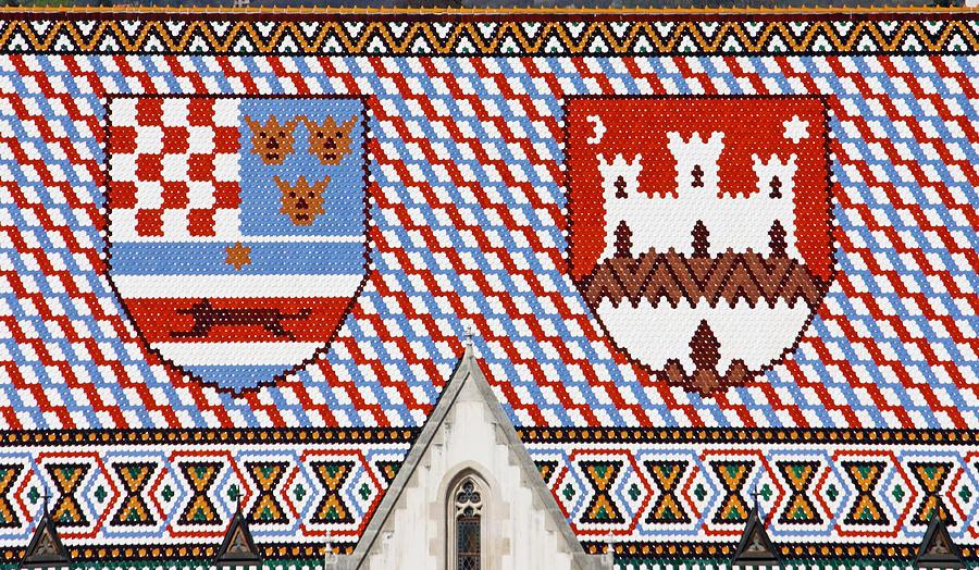 Church Photograph - St Marks Church by Borislav Marinic