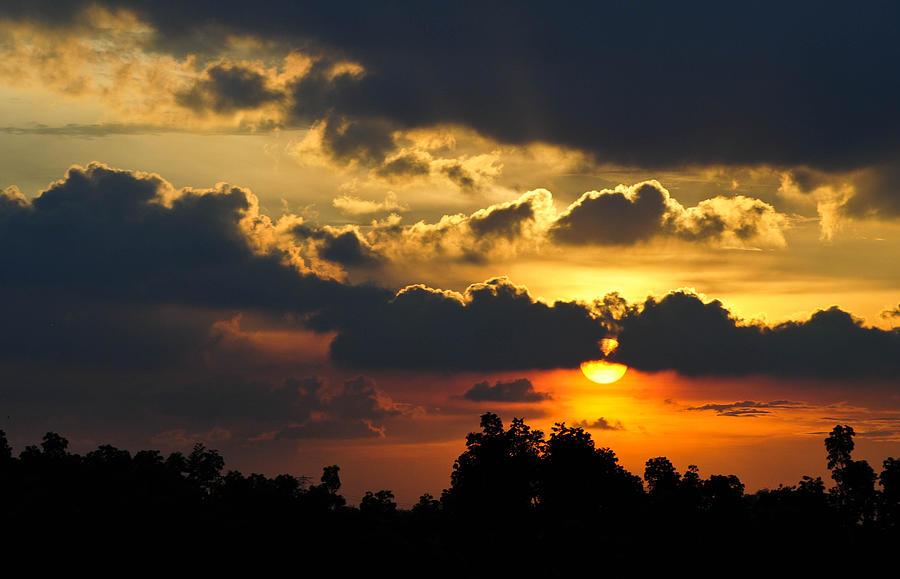 Sunset Photograph - Sunset by Izwan Amrul