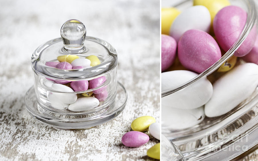 Candy Photograph - Sweet Candy by Nailia Schwarz