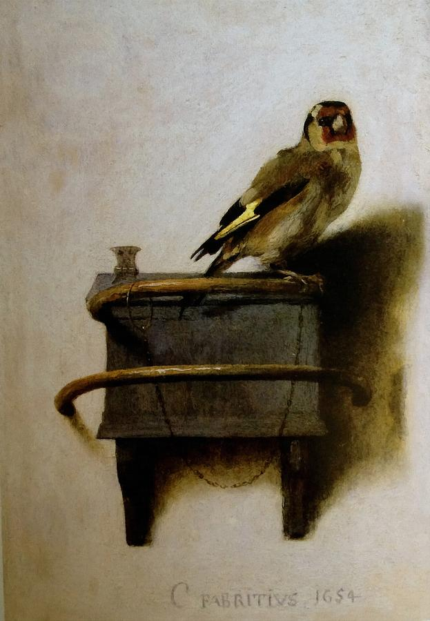 Where Is The Goldfinch Painting
