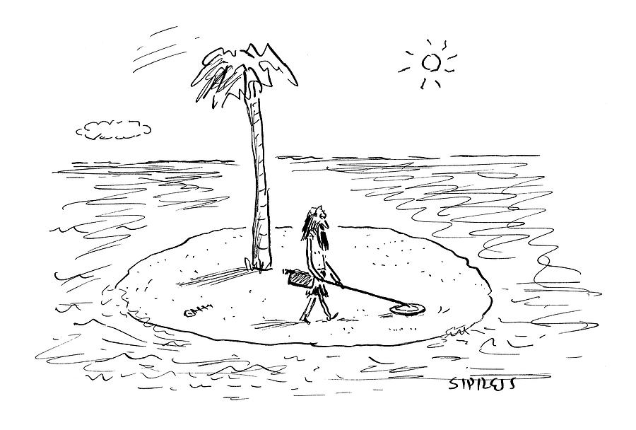 New Yorker February 14th, 2005 Drawing by David Sipress