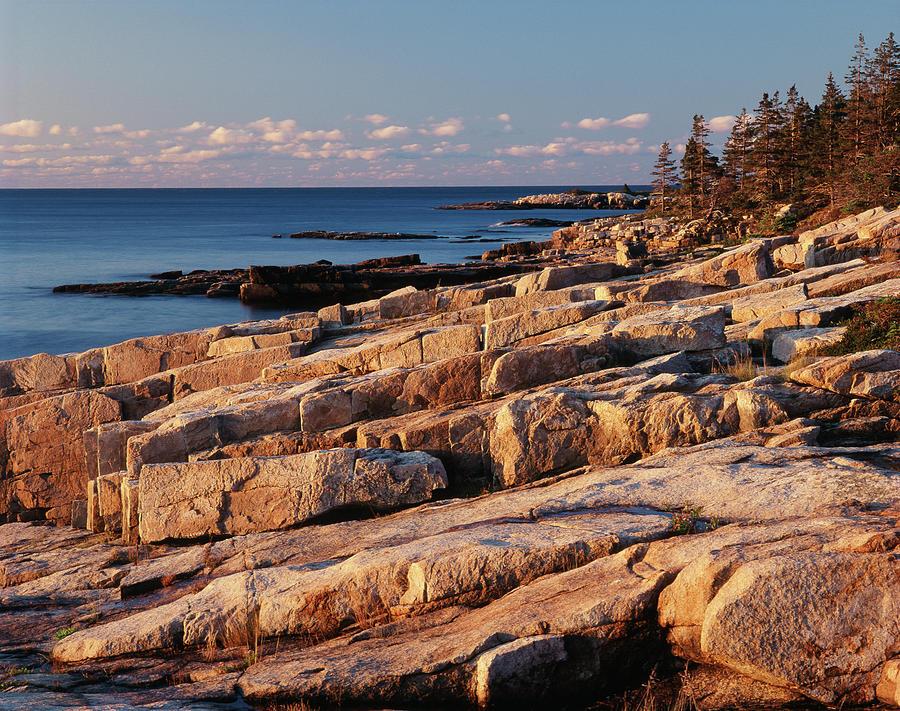 Acadia National Park Photograph - USA, Maine, Acadia National Park, Mt by Adam Jones