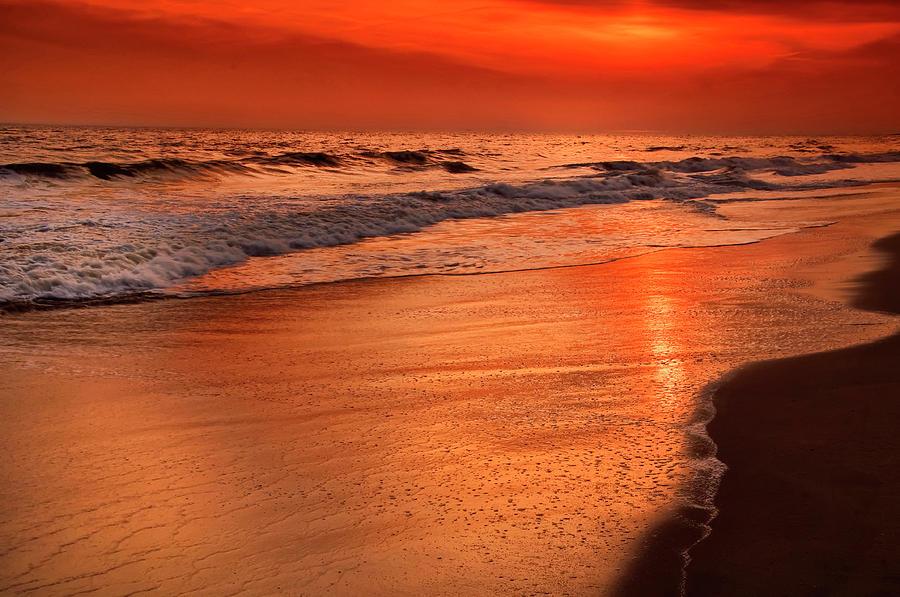 Atlantic Ocean Photograph - Usa, New Jersey, Cape by Jaynes Gallery