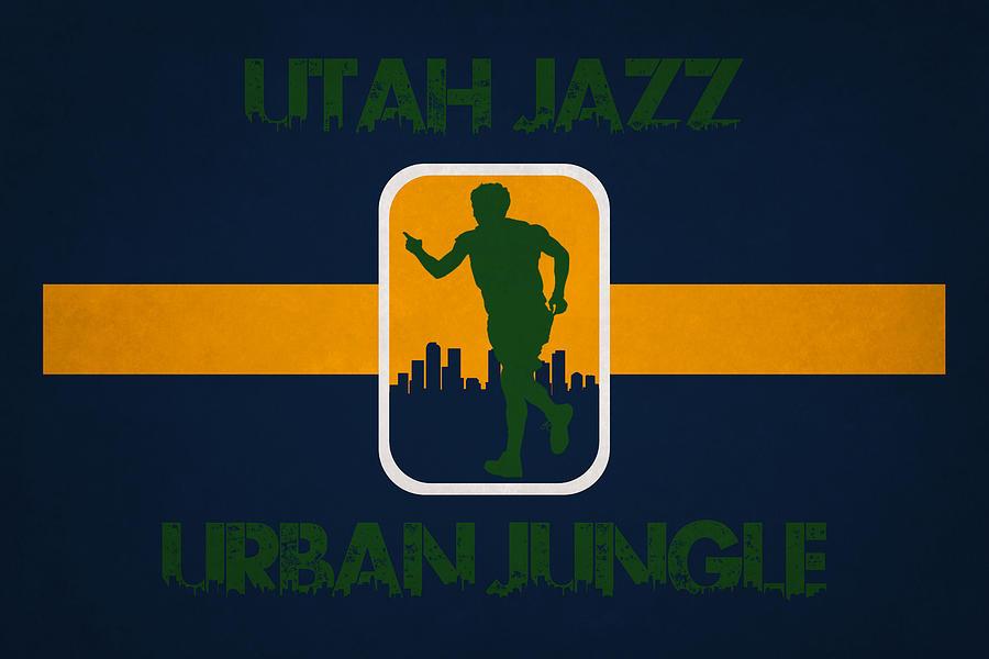 Jazz Photograph - Utah Jazz by Joe Hamilton