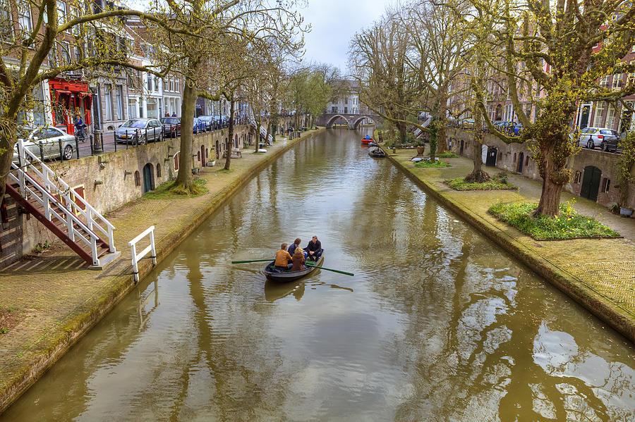 Utrecht Photograph - Utrecht by Joana Kruse