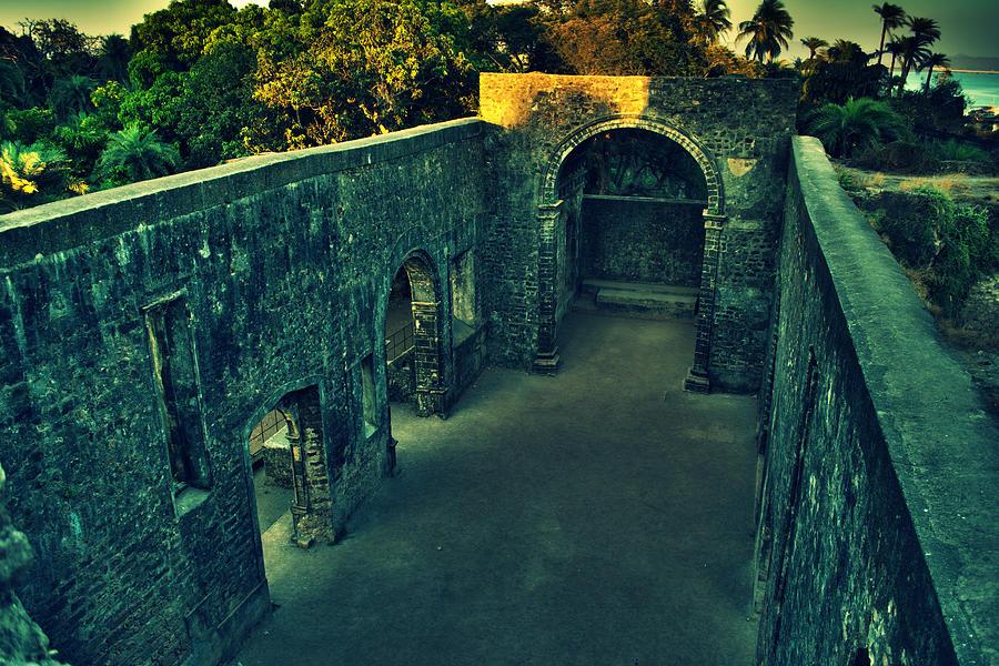 Vasai Fort Photograph by Salman Ravish