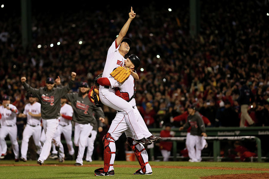 World Series - St Louis Cardinals V Photograph by Rob Carr