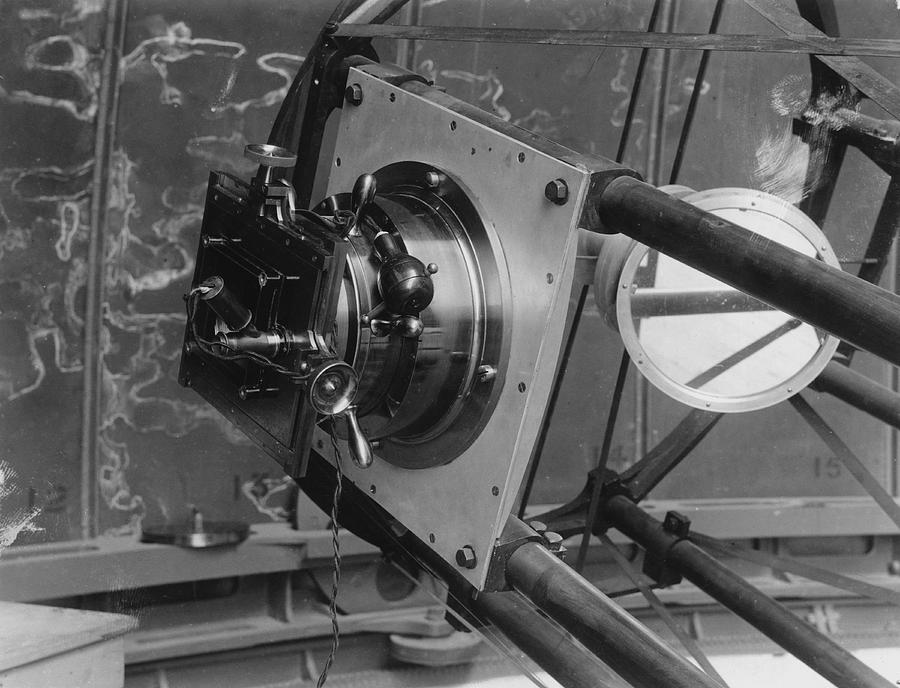 Equipment Photograph - 30-inch Telescope Focus, Helwan, Egypt by Science Photo Library