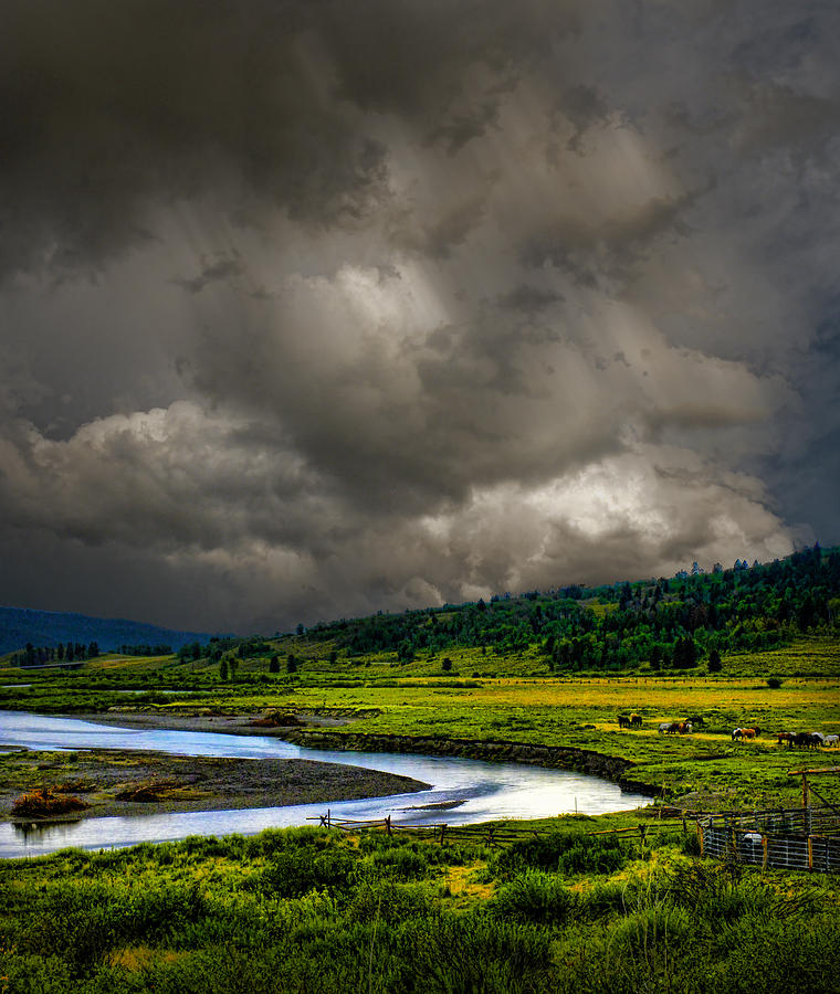 Landscape Photograph - 3089 by Peter Holme III