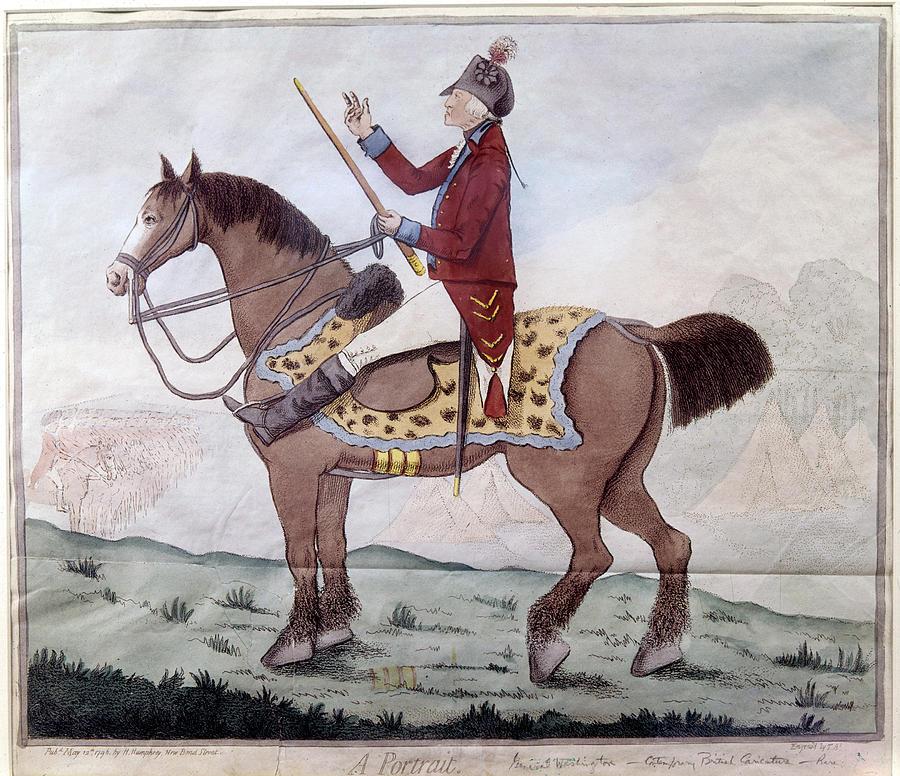 1796 Photograph - George Washington by Granger