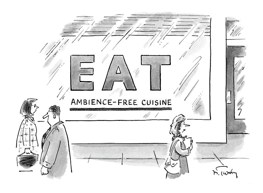 New Yorker May 7th, 2007 Drawing by Mike Twohy