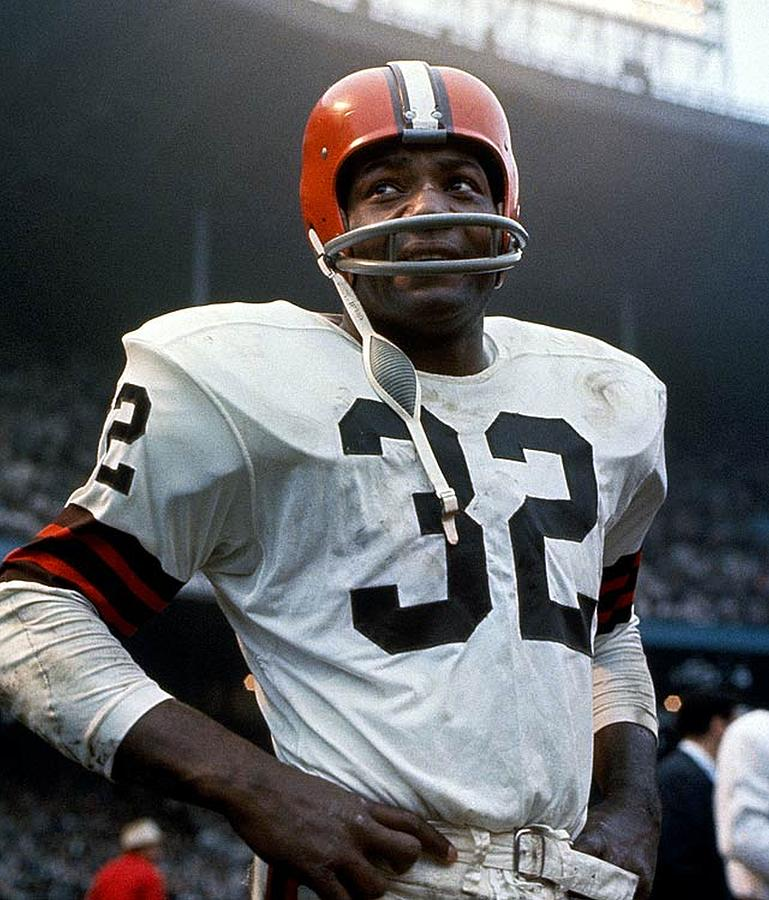 the legendary jim brown Brown was the sixth overall pick in the 1957 draft welcome to sportsnation on thursday, just hours ahead of the start of the 2012 nfl draft, we'll have hall of fame running back jim brown.
