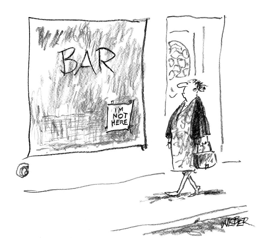 New Yorker November 29th, 2004 Drawing by Robert Weber