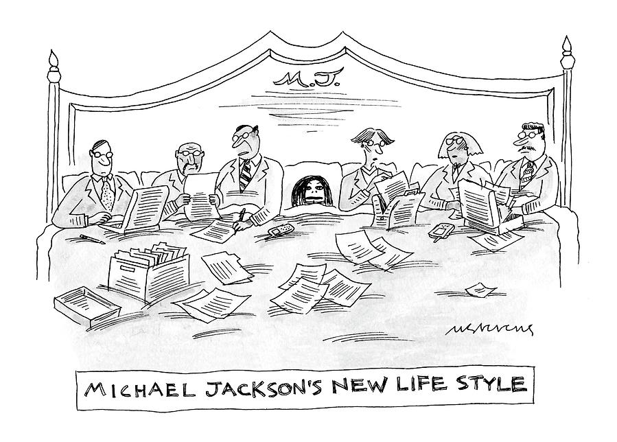 New Yorker July 4th, 2005 Drawing by Mick Stevens