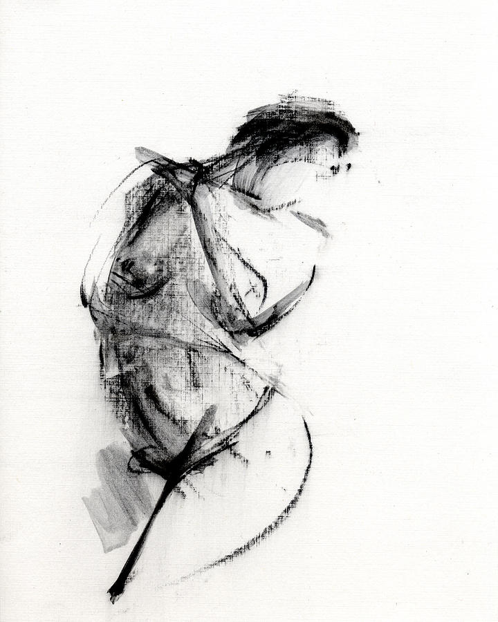 Drawing Painting - Rcnpaintings.com by Chris N Rohrbach