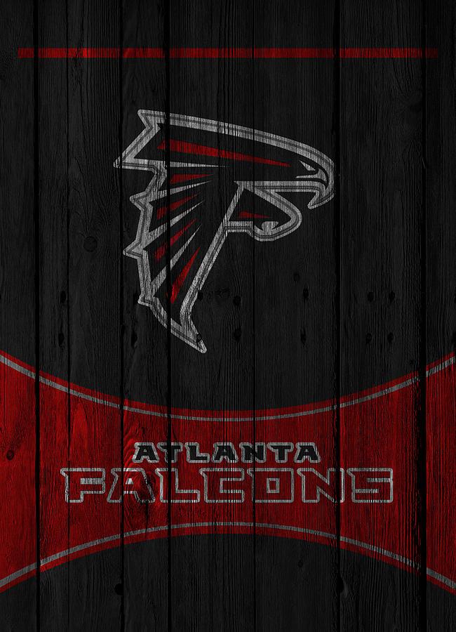 Atlanta Falcons Photograph By Joe Hamilton