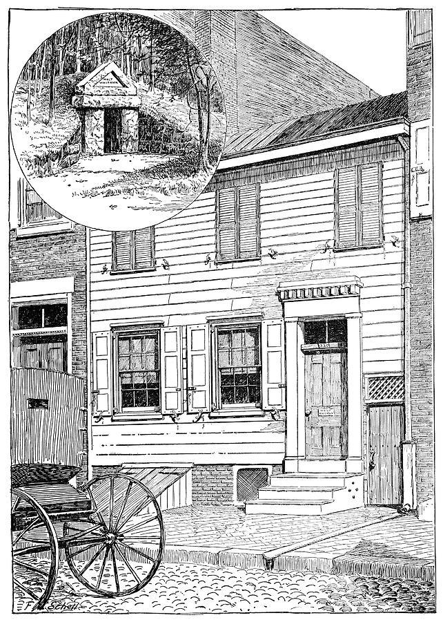 1892 Painting - Walt Whitman (1819-1892) by Granger