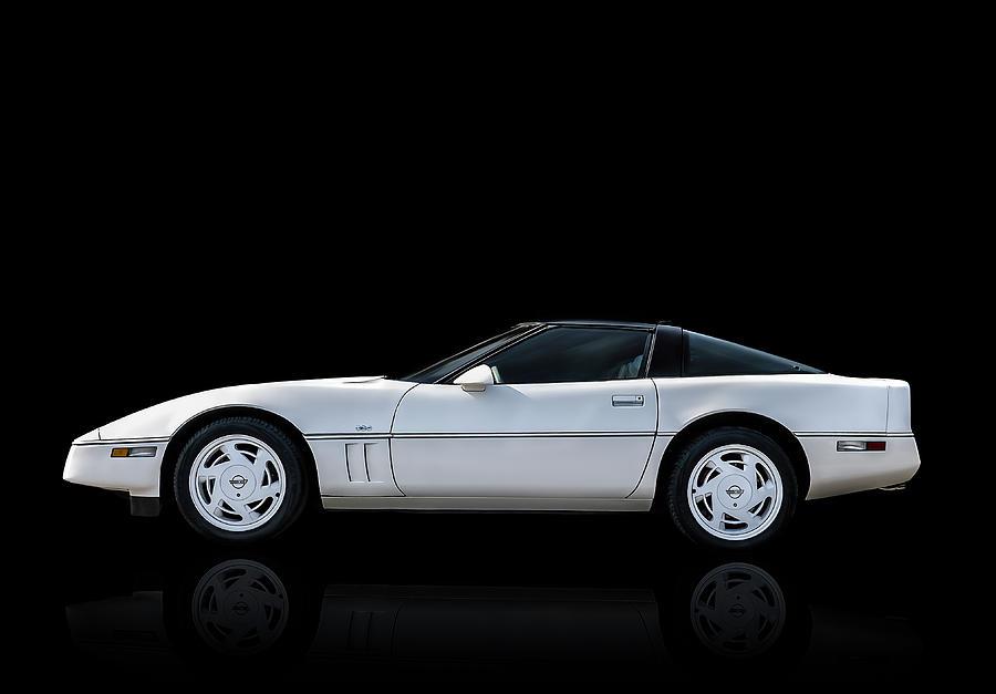 Chevrolet Digital Art - 35th Anniversary by Douglas Pittman