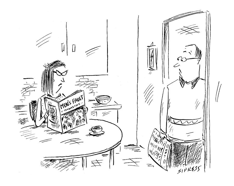 New Yorker October 10th, 2005 Drawing by David Sipress