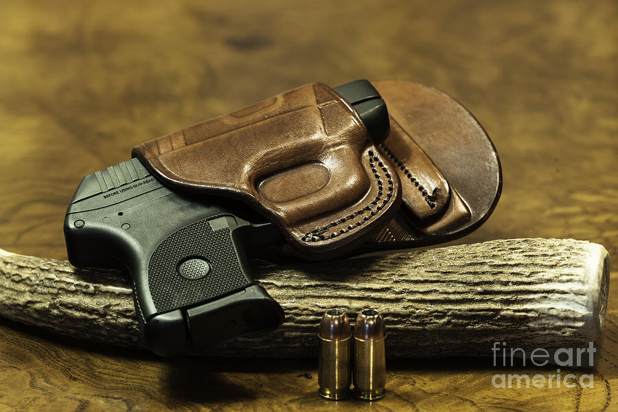 380 Concealed Carry Photograph