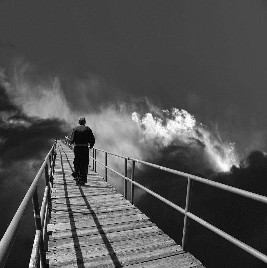 Man Photograph - 3815 by Peter Holme III