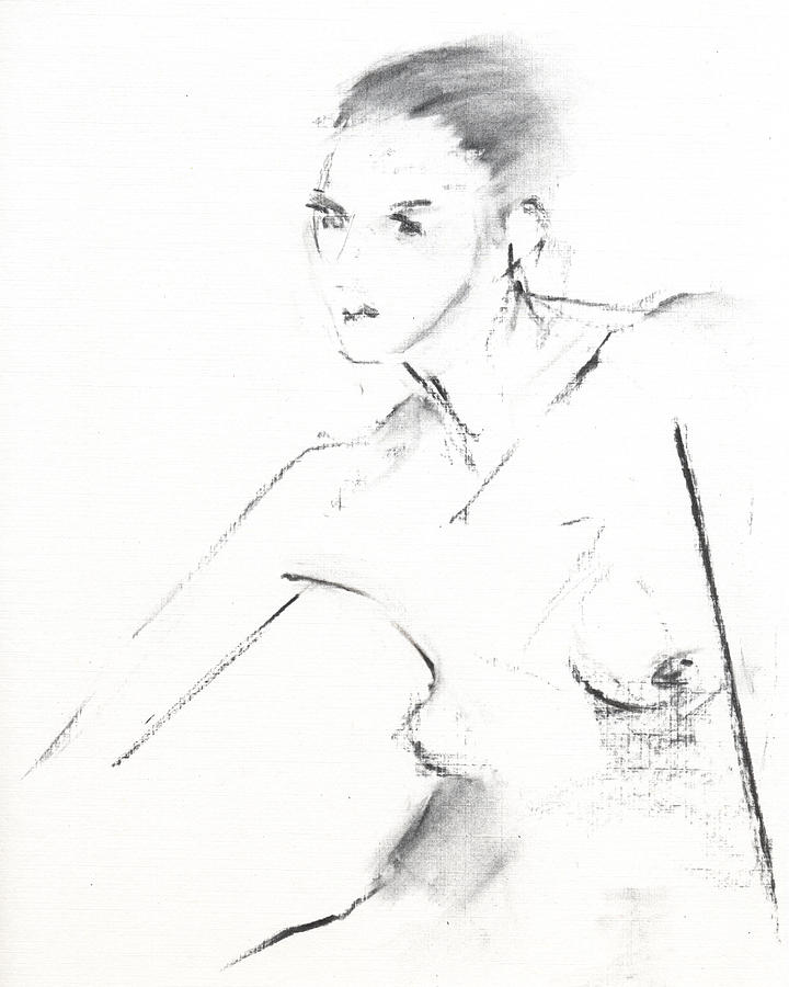 Drawing Drawing - Rcnpaintings.com by Chris N Rohrbach