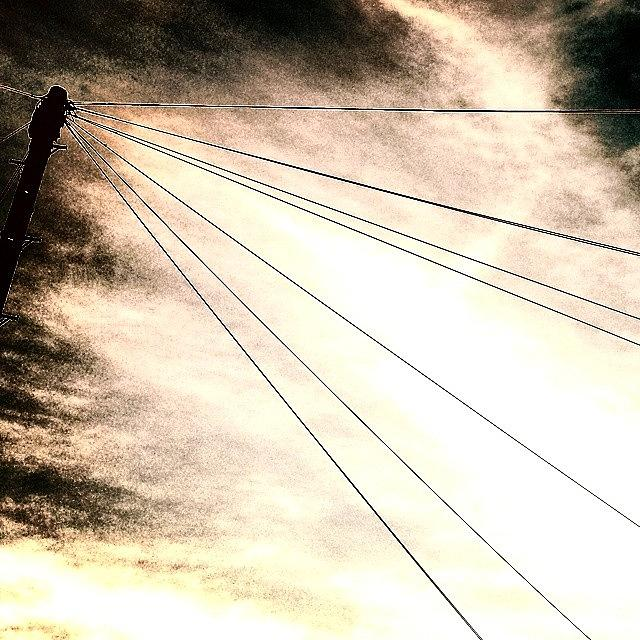 Beautiful Photograph - Dramatic Sky 2 by J Roustie