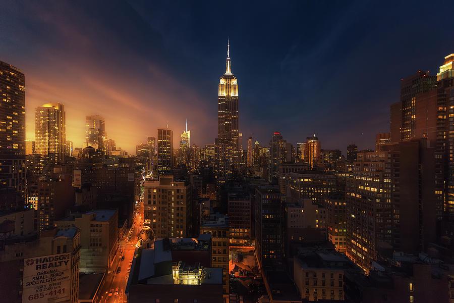 Skyline Photograph - [++] by David Mart?n Cast?n