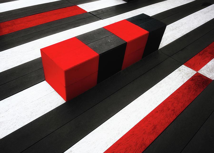 Red Photograph - .. by Harry Verschelden